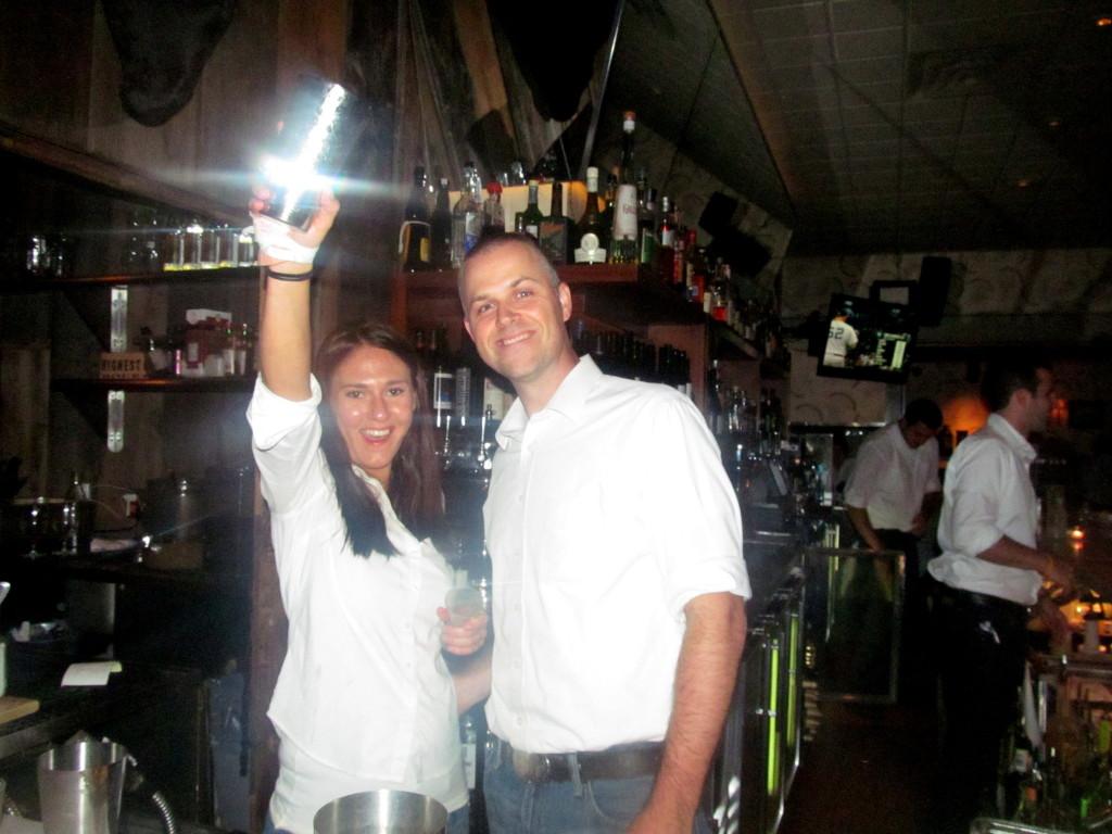 Bartender champs!