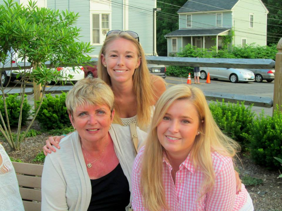 Can't wait to reunite with Nana Connie & my sister!