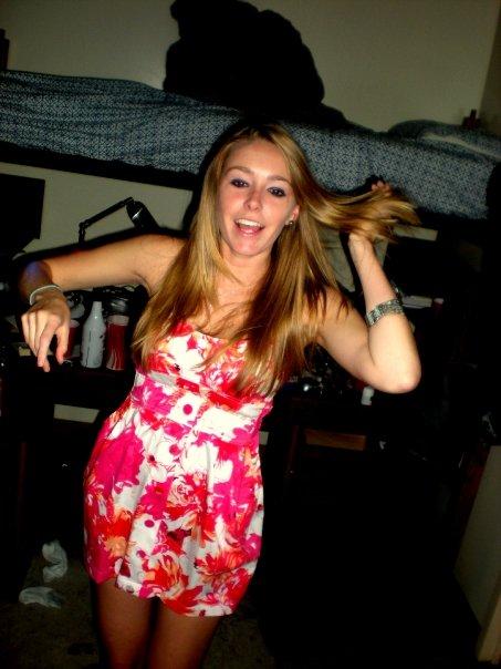 Hair flip, proud of myself.