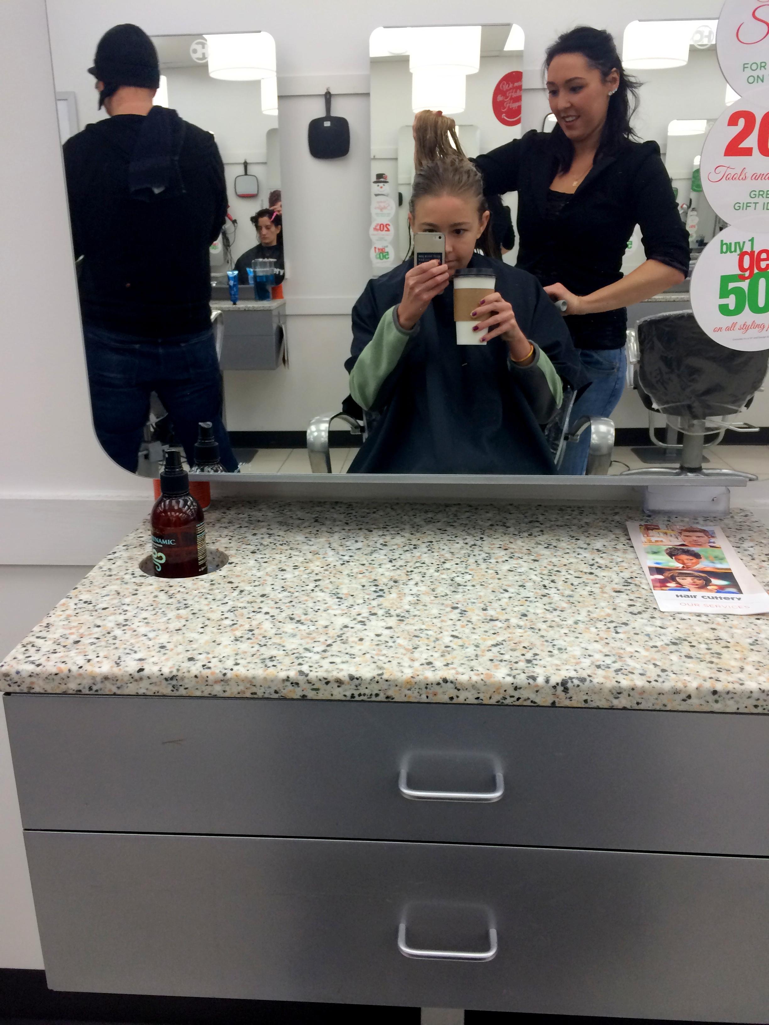 My Hair Cuttery Look Cait Plus Ate